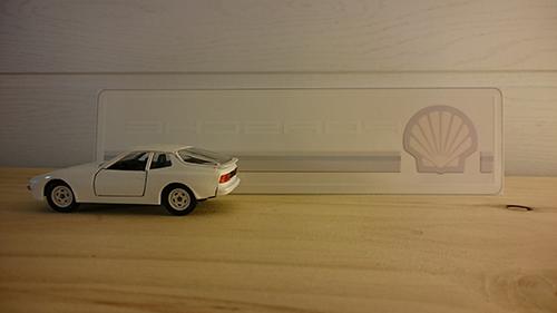 Porsche 944 et 911 vitrophanie shell