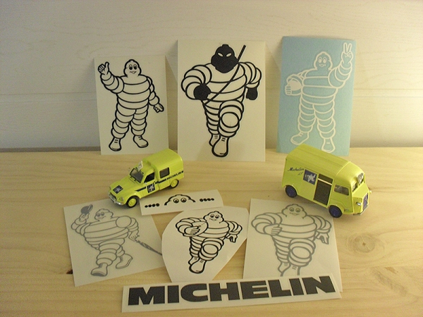 Michelin bibemdum bib