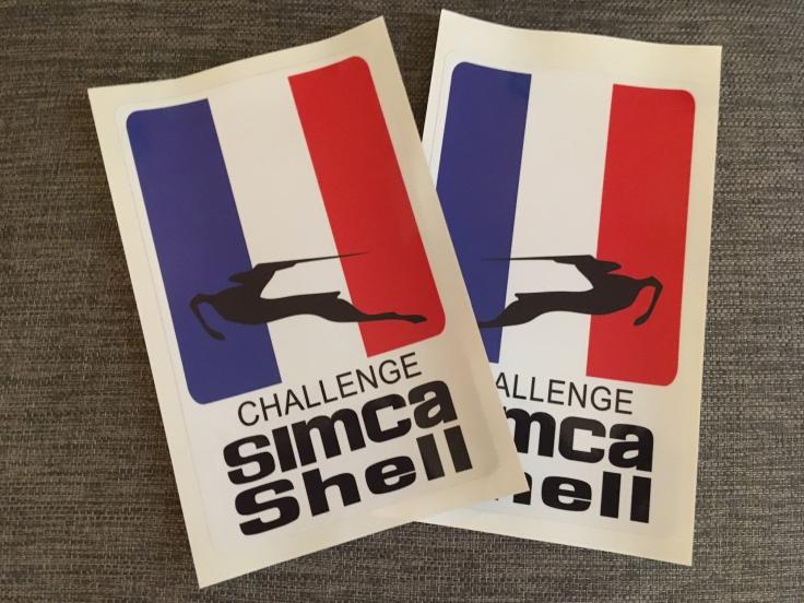 Challenge Simca Shell